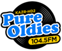 Pure Oldies 104.5 Talk K283CC KAZR-HD2 Des Moines