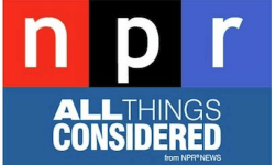 Robert Siegel All Things Considered NPR