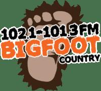 Bigfoot Country Q102 WOWQ Du Bois Clear Rock WOGA