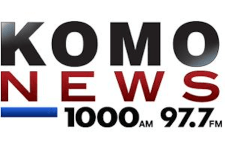 97.7 KOMO News 1000 KOMO-FM Seattle