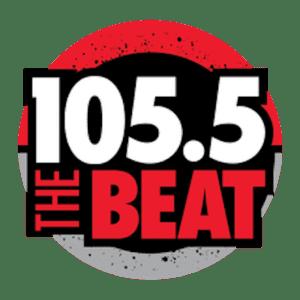 Sunny 105.5 The Beat Swagga 94.1 97.9 105.9 WDAR-FM