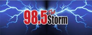 98.5 The Storm KRFM 96.5 KIKO-FM Oldies 97.3