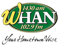 1340 102.9 WHAN Ashland Richmond 91.1 WTJU Richmond
