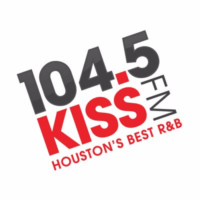 104.5 Kiss-FM Houston's Best R&B La Mejor
