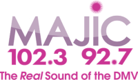 Majic 102.3 WMMJ 92.7 WDCJ Washington DC Magic