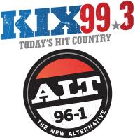 Kix 96.1 Up 99.3 Alt 96-1 KIIX-FM KFOO Spokane