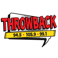 Throwback 94.5 105.9 99.1 WMTX-HD2 Tampa