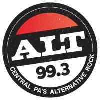Alt 993 Kiss FM WHKF Harrisburg WLAN FM97