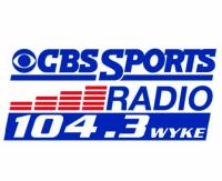 CBS Sports 104.3 WYKE WXZC