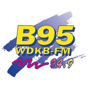 B95 94.9 WDKB DeKalb Mid-West Family