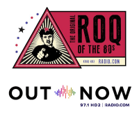ROQ Of The 80s KROQ-HD2 Out Now KAMP-HD2 Los Angeles