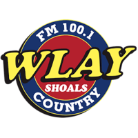 100.1 WLAY-FM Muscle Shoals Florence