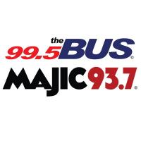 99.5 The Bus Majic Magic 93.7 WBUS WMAJ-FM State College