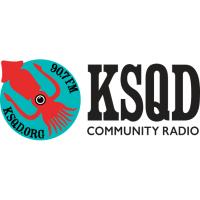 90.7 KSQD Santa Cruz K-Squid