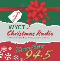 Christmas Radio 94.5 WYCT HD2 Pensacola Baby Shark
