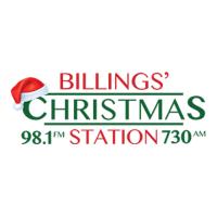 98.1 Billings Christmas Station 730 KYYA