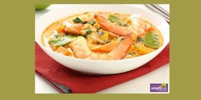 Prawn Soup Recipe