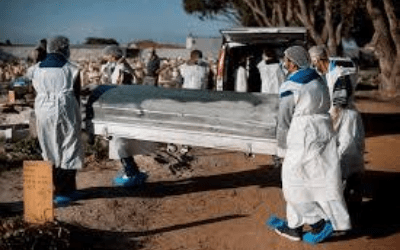[LISTEN] Jamiat SA Burial Service Handling High Number of  COVID-19 Mayyits, Urges Communities to Comply with Protocols