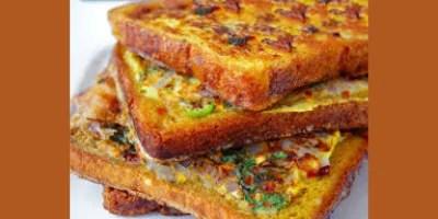 Easy Egg Bread Recipe