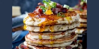 Savoury Pancakes