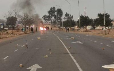 Lenasia CPF Urges Lenasians Not to Attend Protest & Unrest Scenes with Children