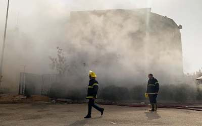 Egypt: Six Teenage Girls Die in Fire at Juvenile Facility