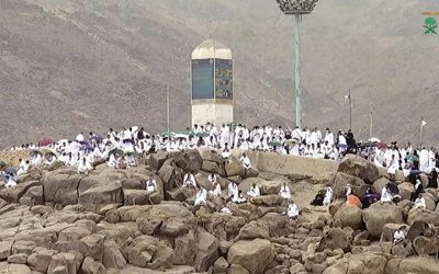 [LISTEN] Arafah a Day of Forgiveness, as Ml Sulaiman Moola Unpacks Khutbah of Sheik Bandar Balila