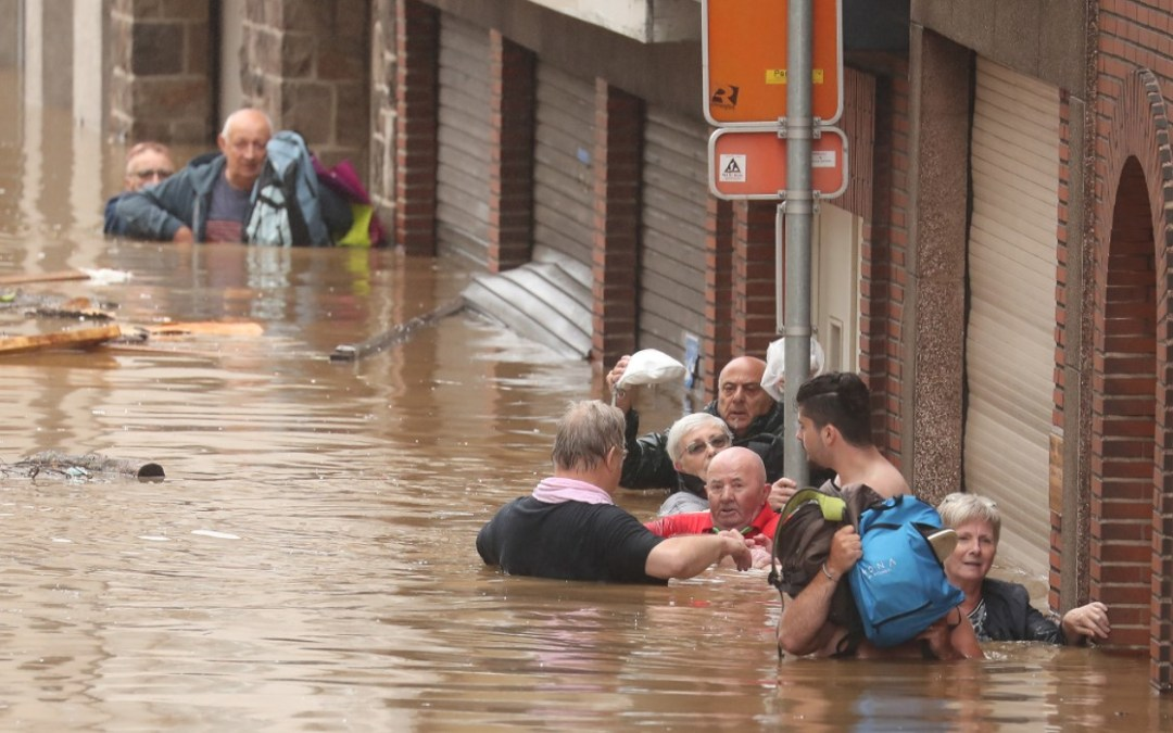 Germany Flood Death Toll Hits 93