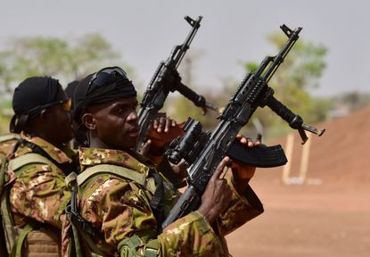 Almost 50 Dead in Niger Motorbike Attack