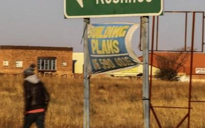 Developments in Roshnee, Johannesburg