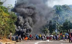 SA In Turmoil: Cause & Solution