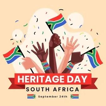Heritage Day 24th September: Braai4Heritage