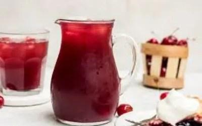 Cherry ice tea recipe