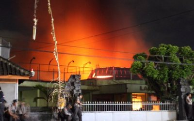 South African Amongst 41 Killed in Indonesia Prison Fire