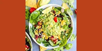 Guacamole Mango Salad