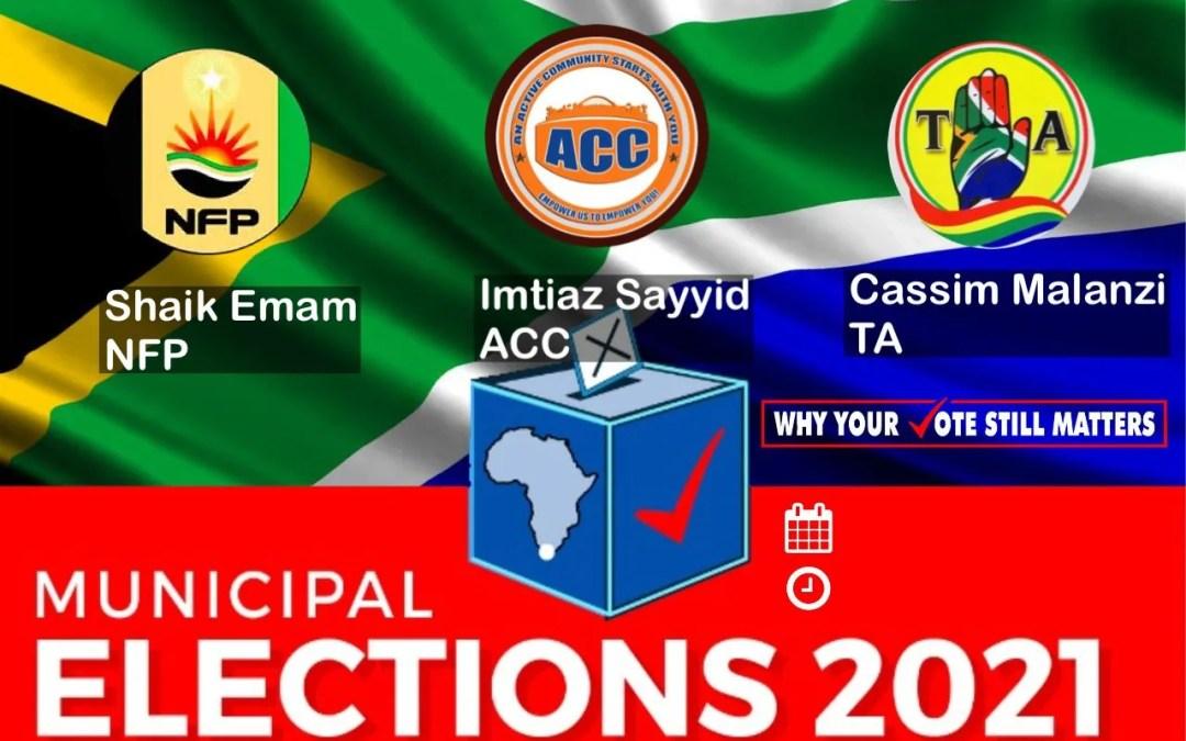 KZN Small Part Debate: NFP vs ACC vs TA