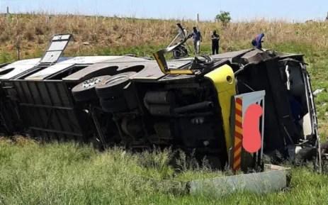 The fatal Tugela bus crash has left Eldo Coaches 'very heartbroken.'