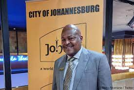 New Joburg Mayor Says the City's Utilities Billing System is Top of his List