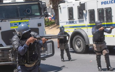 Bank Robbery Foiled in Lenasia