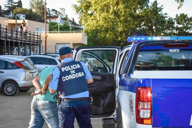 Fotografía: División Multimedia Policía de la Provincia de Córdoba.