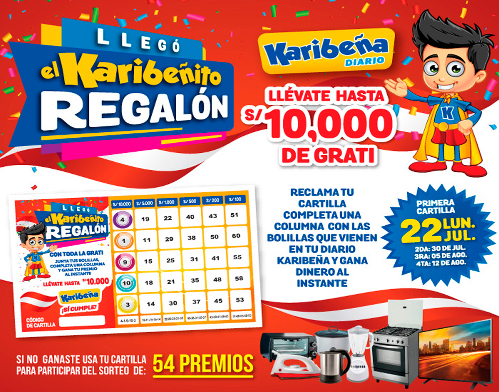 karibeñito-regalon--Radio-karibeña