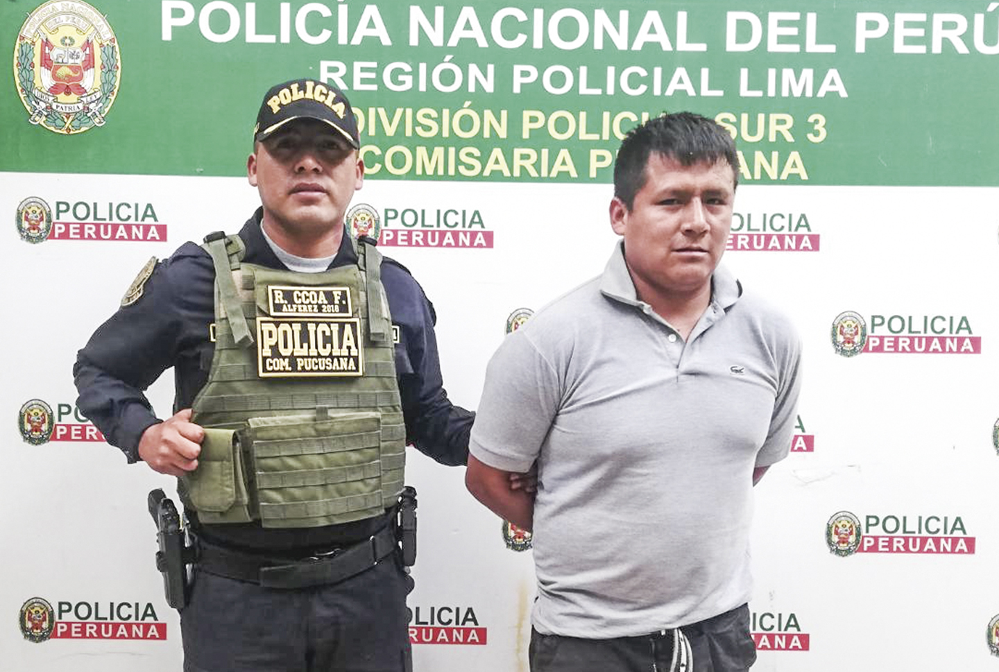 'Gordo Alex' detenido - Radio karibeña