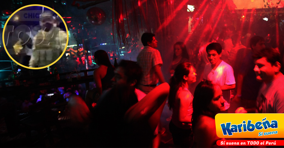 Chiclayo: Intervienen a jóvenes dentro de discoteca sin mascarilla | VIDEO