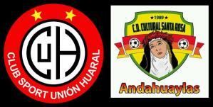 ¡Otro triunfo! l Unión Huaral gana 1 a 0 ante el Cultural Santa Rosa.