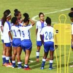 Sedofútbol Sub-20 femenino trabaja de cara al Premundial