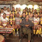 Presentación del MOCA FC; Esteban Ferreiras el equipo está listo para lograr campeonato LDF