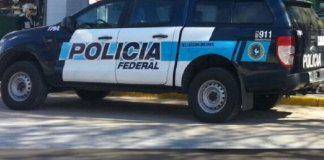 policia federal chacabuco