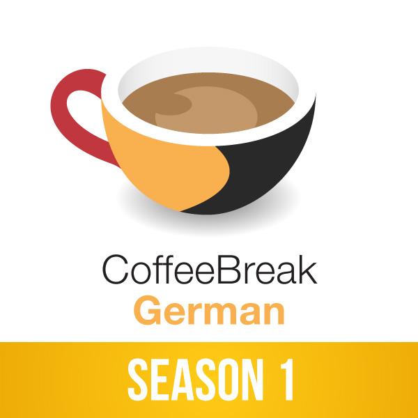 Image result for Coffee Break German