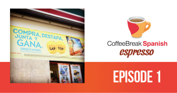 CBS Espresso - Episode 1