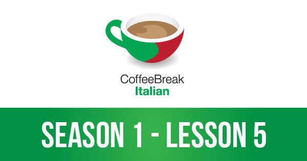 CBI Lesson 5
